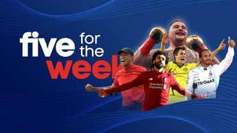Sporting Life picks out the top five events or fixtures of the week