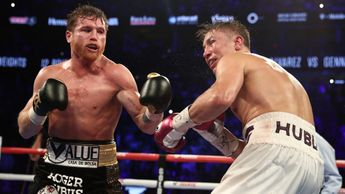 Alvarez catches Golovkin in their second bout