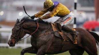 Kalashnikov comes home to win the Betfair Hurdle