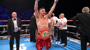 Ryan Burnett defends his title this weekend