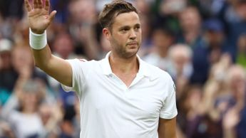 Marcus Willis will attempt to qualify for Wimbledon