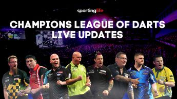 Follow the action from day one of the PDC Champions League of Darts