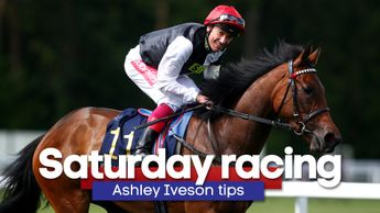 Check out Ashley Iveson's Saturday selections