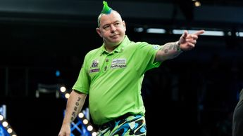 Peter Wright (Picture by Kelly Deckers)