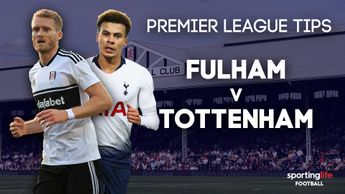 Sporting Life's Premier League preview package for Fulham v Tottenham