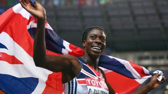 Christine Ohuruogu set to pick up another bronze