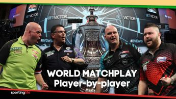 A player-by-player guide to the World Matchplay