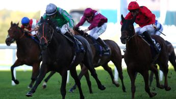 King Of Change lands the Queen Elizabeth II Stakes