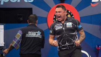 Gerwyn Price defeated Gary Anderson (Picture: Lawrence Lustig/PDC)