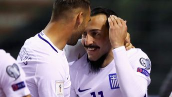 Kostas Mitroglou: Back in the Greece squad