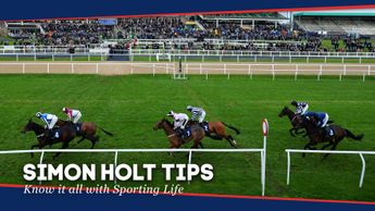 Check out the latest tips from Simon Holt