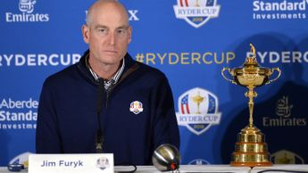 United States captain Jim Furyk