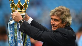 Manuel Pellegrini has been named West Ham's new manager