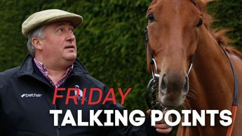 Paul Nicholls has an interesting runner at Exeter