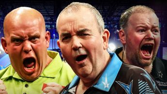 MVG, Taylor and Barney are in the Group of Death at the Champions League of Darts