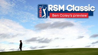 Webb Simpson is favourite for the RSM Classic - but is he a bet?