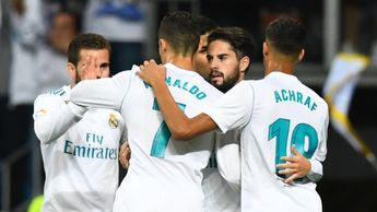 Isco & Real Madrid celebrate