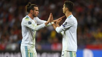 Gareth Bale and Cristiano Ronaldo hinted they could leave Real Madrid