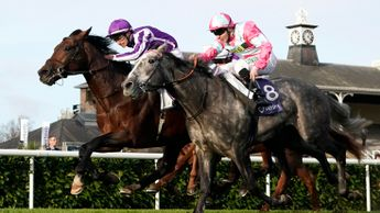 Phoenix Of Spain lays it down to Magna Grecia at Doncaster