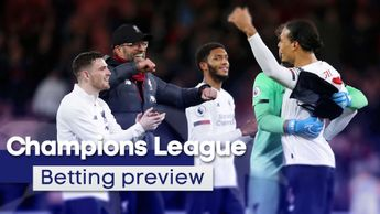 Read our latest Champions League betting preview for predictions & best bets
