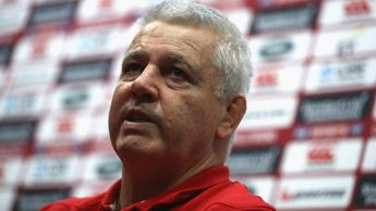 Warren Gatland is preparing his team for the second Test