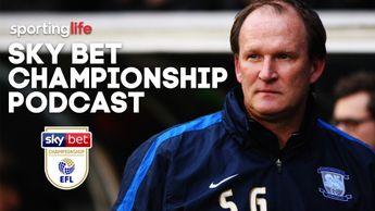 Simon Grayson is our guest for the latest Sporting Life Sky Bet EFL Championship podcast