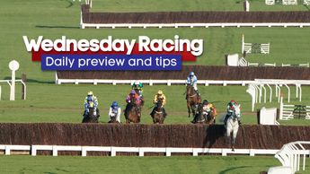 Check out Wednesday's racing preview