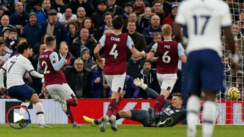 Watch every goal from Saturday's Premier League games below, including Spurs' five against Burnley