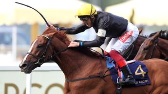 Stradivarius storms to victory in the Gold Cup at Royal Ascot