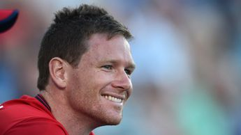 Eoin Morgan sat out the final T20 contest