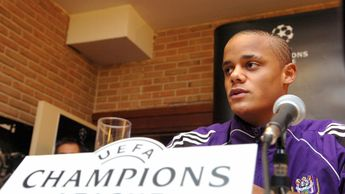 Vincent Kompany will return to Anderlecht