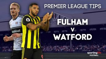 Premier League betting tips for Fulham v Watford