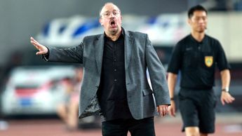 Rafael Benitez: Now managing in the Chinese Super League with Dalian Yifang
