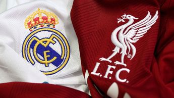 Real Madrid v Liverpool in the Champions League final