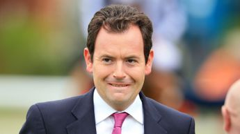 Nick Luck - fronts new Racing UK show
