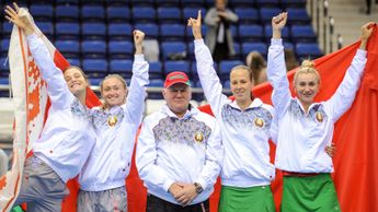 Belarus will play in this year's Fed Cup final