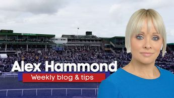 Alex Hammond looks ahead to this weekend's racing