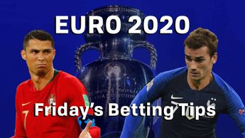 Our best bets for Friday's Euro 2020 qualifying action