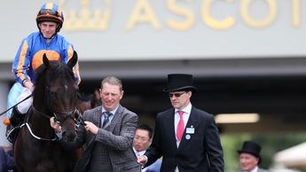 Sioux Nation and Aidan O'Brien