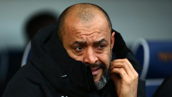 Wolves manager Nuno