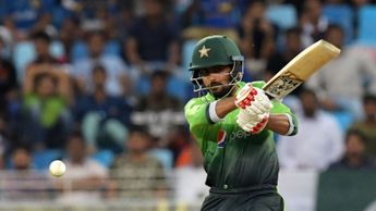 Babar Azam helped Pakistan to victory