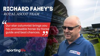 Richard Fahey takes you through his team for Royal Ascot