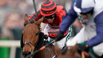 Three Musketeers begins his winning run at Aintree