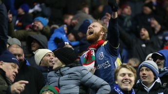 Cardiff City fans celebrate
