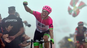Michael Woods: The Canadian won stage 17 of La Vuelta