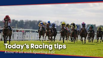 Check out our free horse racing selections and preview for today's action