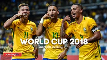 Check out our outright tips for the World Cup
