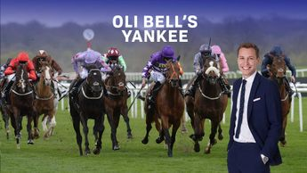 Oli Bell has selected a Yankee for Saturday's racing