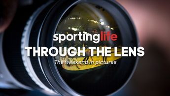 A review of the weekend's best sporting moments from the best images