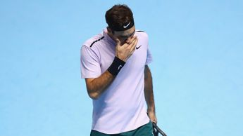 Roger Federer: Knocked out at the semi-final stage